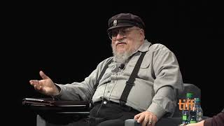 George RR Martin on Coming up with Character Names