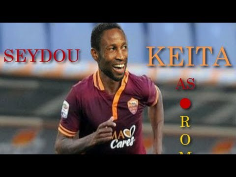 Seidou KEITA ● Welcome TO AS.ROMA ● SKILLS & GOAL ● 2014 |HD|