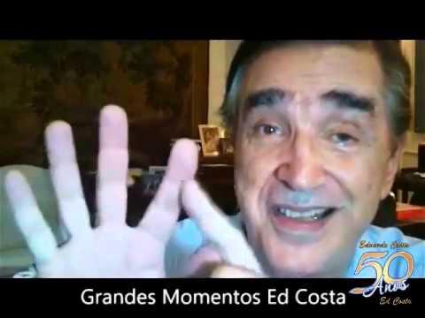 Eduardo Costa 50 anos de história
