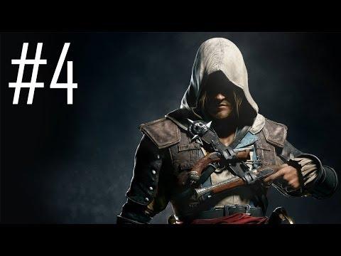 Cùng chơi Assassin's Creed IV: Black Flag #4 - Phản kháng & Cướp tàu (Commentary w/ Hiuf Beos)