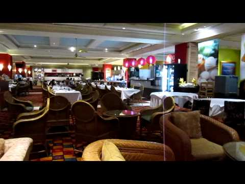 Inside the Casino at Cairns