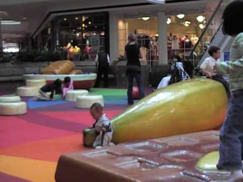 Coe Kaz inside a Mall in Denver City, CO