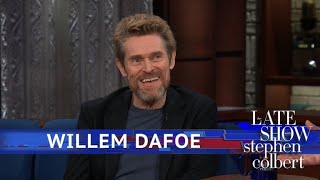 Finally, The Truth Behind Willem Dafoe's First Name