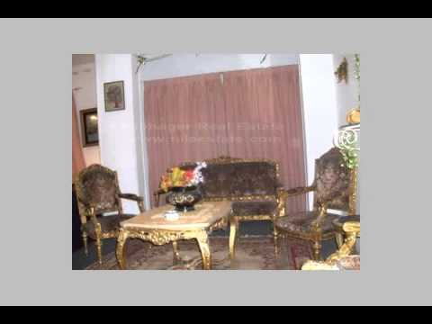 nice Furnished apartment for rent in Santa Fatima Heliopolis