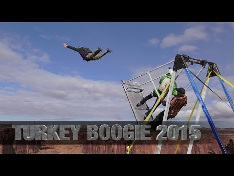 Turkey Boogie BASE/highline Event - Ep 4/4