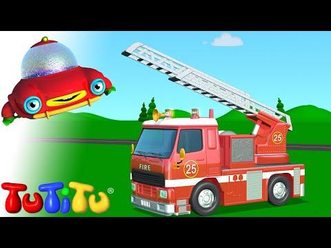TuTiTu Carro de bombeiros
