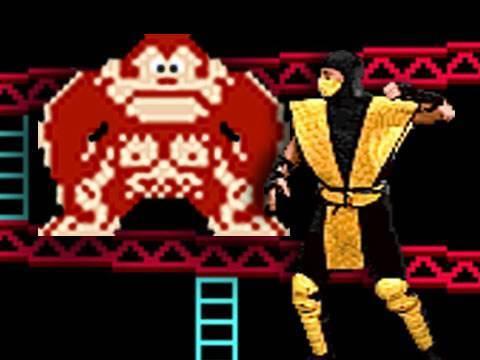 Mortal Kombat vs. Donkey Kong