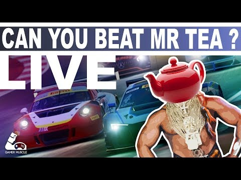 Project Cars 2 - Can You Beat Mr Tea ?