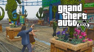 GTA 5: How To Improve & Increase Stealth Stats - Lose Police FASTER (GTA V)