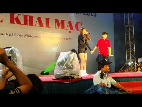 Gửi Cho Anh - Khởi My [Tây Ninh 2/11/2015]