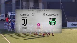 HIGHLIGHTS: Juventus Women vs Sassuolo Femminile