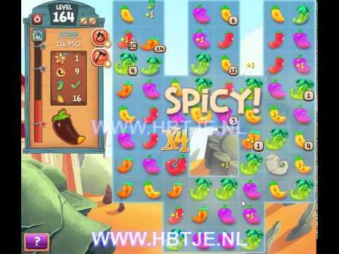 Pepper Panic Saga level 164