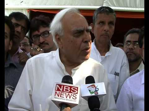 Kapil Sibal slams Modi for hijacking BJP