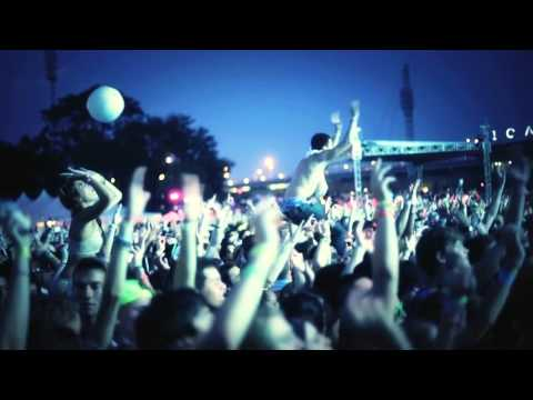 Axwell - Electric Zoo, New York Headline - September 2012