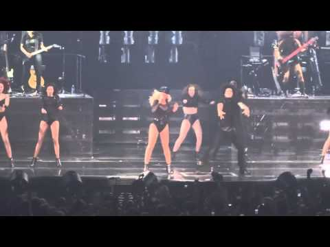 Beyoncé - Get Me Bodied / Baby Boy / Diva, Mrs. Carter Show Barclays Brooklyn, NY 12/19/13