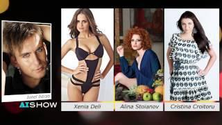 Provocare AISHOW: Adriana Ochișanu în rol de Cupidon