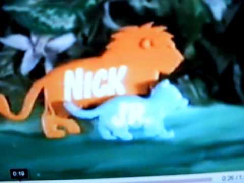 Nick Jr. Lions ID - YouTube Nick Jr Lions
