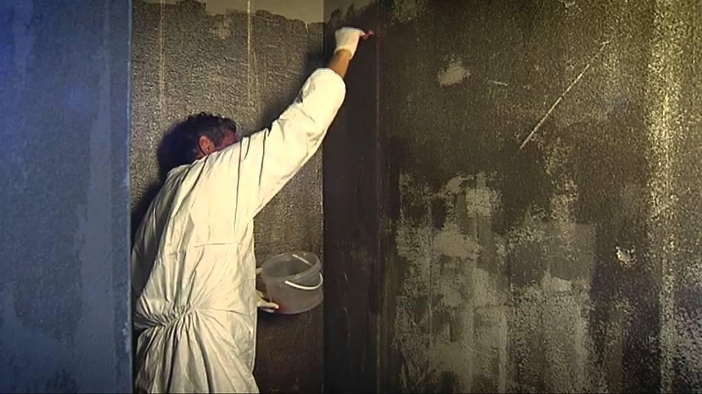 Zelf waterdicht maken in polyester van een douchewand met Vosschemie ...