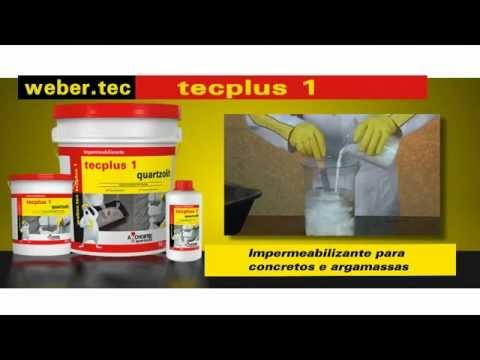 Weber - Tecplus 1 quartzolit