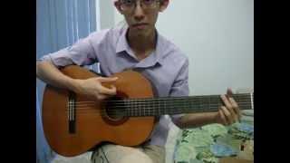 Dự thi level 6 Guitar đệm hát (P2) - Hướng dẫn Speak Now