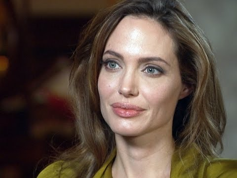 Angelina Jolie: Behind the camera