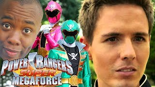 "POWER RANGERS Super Megaforce ""Spirit of the Tiger"" Review : Black Nerd"