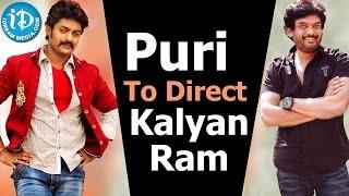 Puri Jagannadh To Direct Kalyan Ram's Next Movie