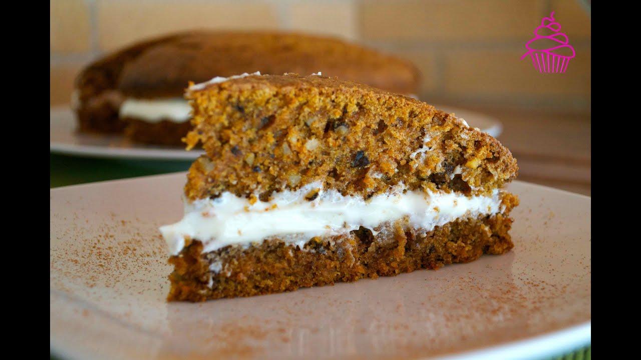 La mejor carrot cake del mundo tarta de zanahoria - Mundo de la reposteria ...