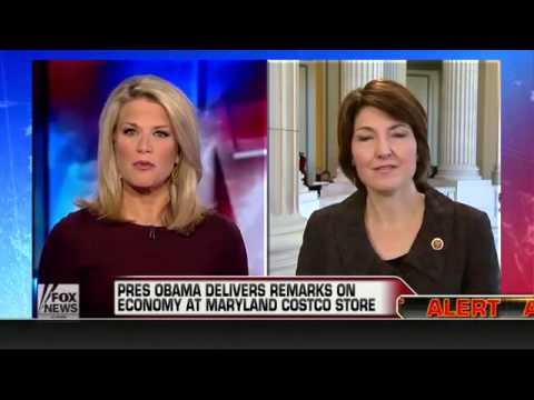 Rep Cathy McMorris Rodgers on her GOP response to SOTU