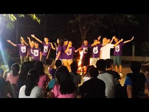 Trại 2 nhảy dân vũ - doremon