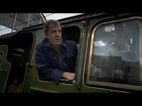 Top Gear - Steam Train Music Video - Save El Dorado