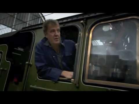 Top Gear - Steam Train Music Video - Save El Dorado