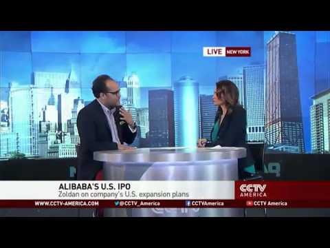 Ari Zoldan on Alibaba's IPO
