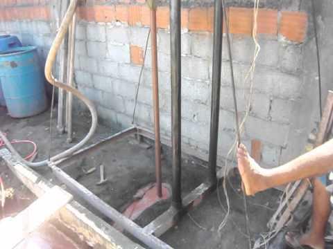 Sai do Sufoco perfuração de poço Artesiano