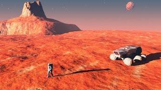 رحلة تعمير المريخ - رحلة بلا عودة للمريخ تحمل احلام البشر