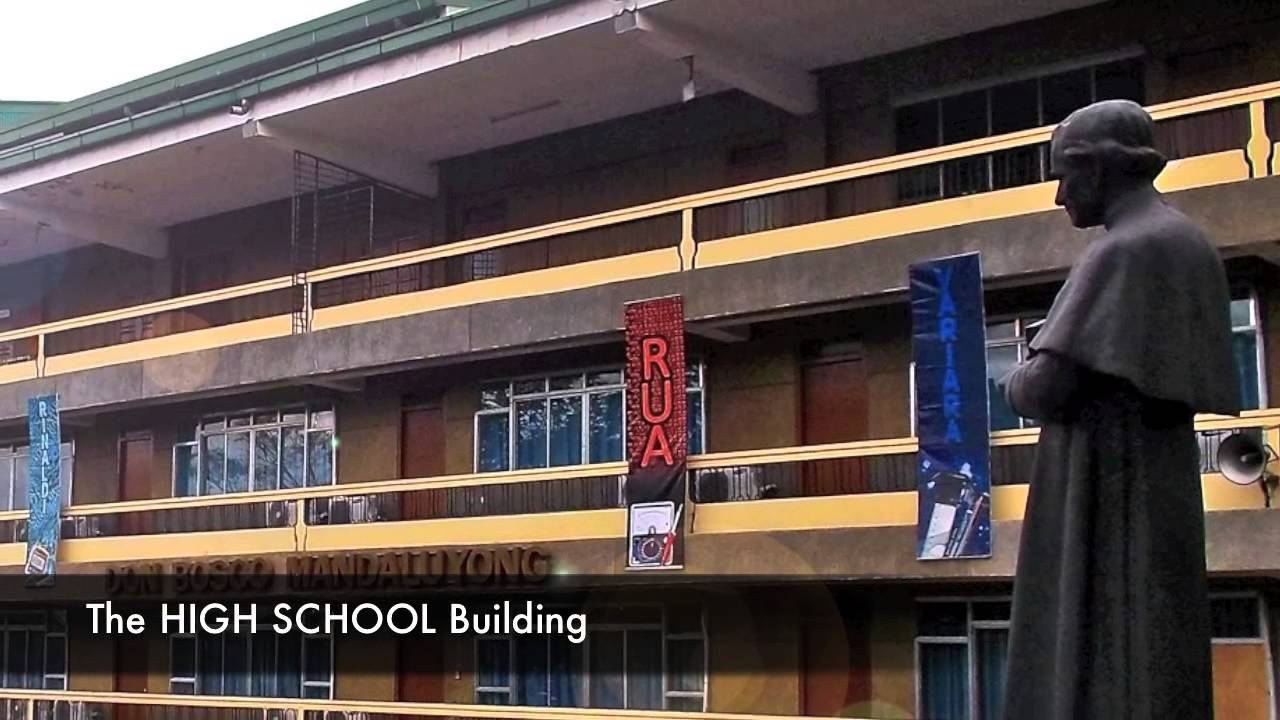Don Bosco Technical College Mandaluyong - YouTube
