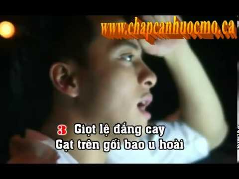 Cao Thai Son - Dang Cay karaoke www.chapcanhuocmo.ca