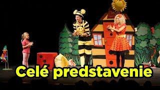 Smejko a Tanculienka - Čary máry Fuk v Prahe