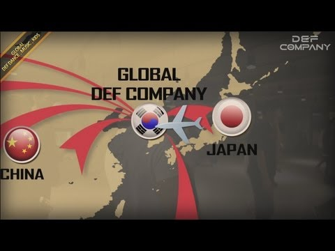 DEF is watched by all the world with interest! Global DEF! @DEFCOMPANY