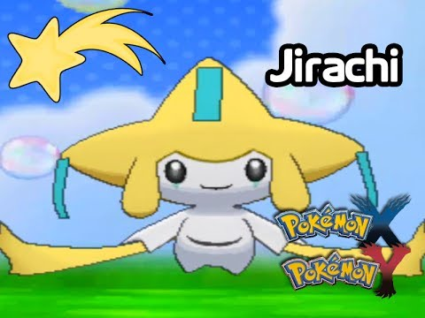 Jirachi - Pokemon X/Y,