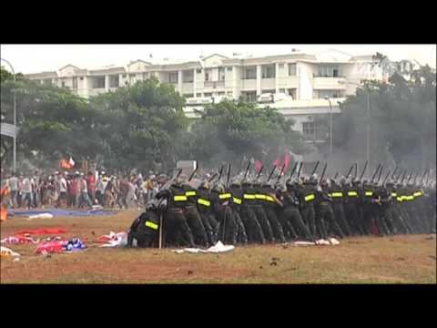 VTC14_Diễn tập chống khủng bố tại Bà Rịa - Vũng Tàu