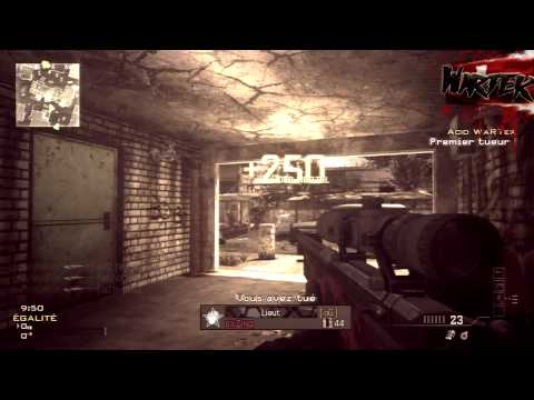 Agony and WaRteK: Coexistence - A Mw3 Dualtage