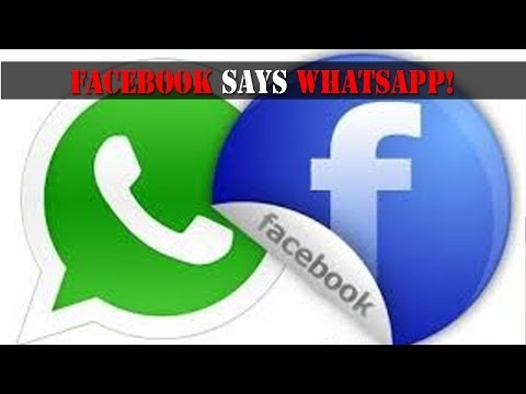 Facebook buys Whatsapp for 19 billion USD!