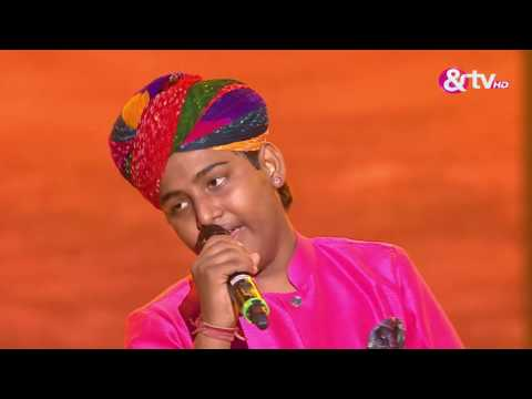 Jasu Khan - Performance - Episode 28 - October 23, 2016 - The Voice India Kids