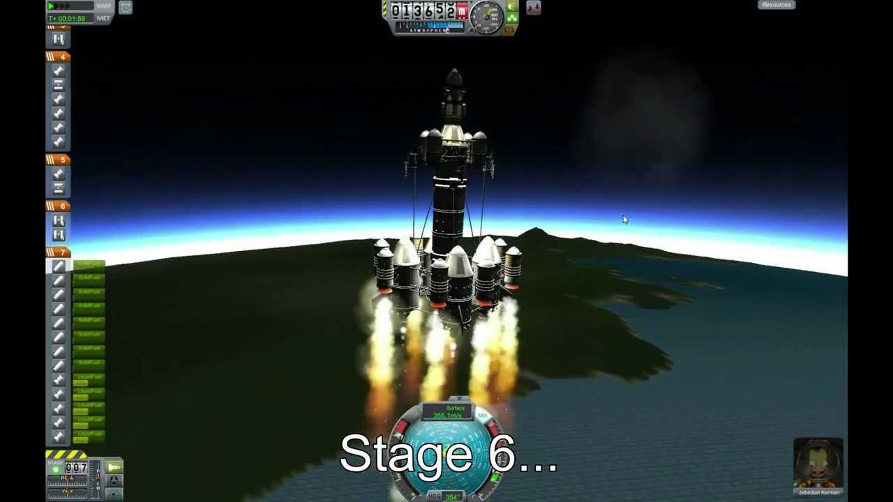 kerbal space program mun mission - photo #11