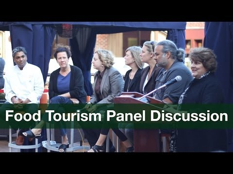 Culinary Tourism Panel Discussion - 2013 Taste Trekkers Food Tourism Conference
