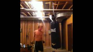 [My friend boxing/dancing to Ariana Grande and Iggy Azalea's ...] Video