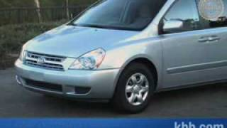 Kia Sedona Review - Kelley Blue Book videos