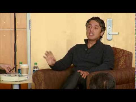 Reza Aslan talks about Palestine and Israel
