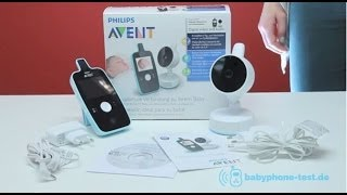 Philips Avent SCD 603 Babyphone Im Praxistest: Philips